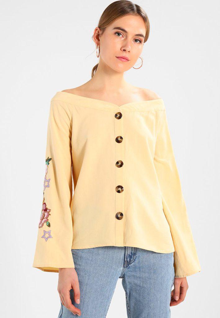 blouse lin