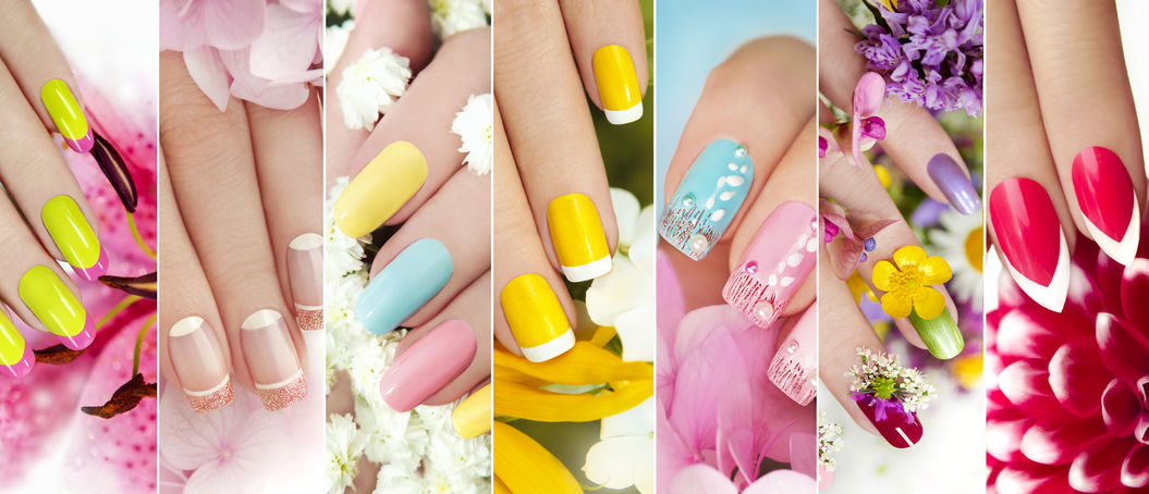 nail art pastel nude french quel style opter pour ses. Black Bedroom Furniture Sets. Home Design Ideas