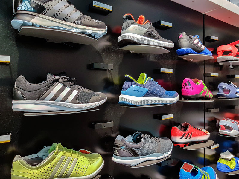 chaussure adidas femme sport