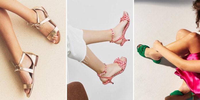 24d8e7c1e28fd6 Été 2019 : quelles sont les chaussures pour femmes les plus tendance